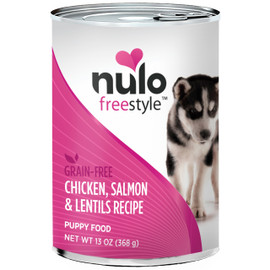 Nulo Freestyle Puppy Chicken, Salmon & Lentils Canned Dog Food