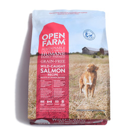 Open Farm Wild-Caught Salmon Recipe Dry Dog Food