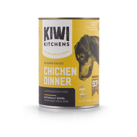 Kiwi Kitchens Barn Raised Chicken Dinner Canned Dog Food