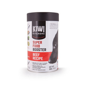 Kiwi Kitchens Superfood Booster Beef Recipe for Dogs