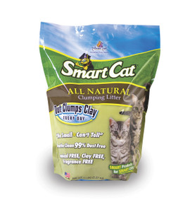 SmartCat All Natural Clumping Cat Litter