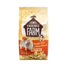 Tiny Friends Farm Reggie Rat & Mimi Mouse Tasty Mix Food
