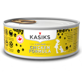 Kasiks Cage-Free Chicken Formula Canned Cat Food