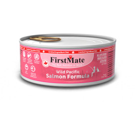 FirstMate Limited Ingredient Wild Salmon Formula Canned Cat Food