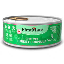 FirstMate Cage-Free Turkey Formula Canned Cat Food