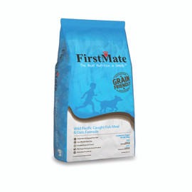 FirstMate Wild Pacific Caught Fish & Oats Formula Dry Dog Food