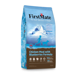 FirstMate Chicken Meal with Blueberries Formula Dry Dog Food