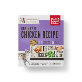 The Honest Kitchen Grain-Free Chicken Recipe (PROWL) Dehydrated Cat Food