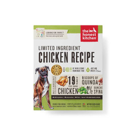The Honest Kitchen Limited Ingredient Chicken Recipe (THRIVE) Dehydrated Dog Food
