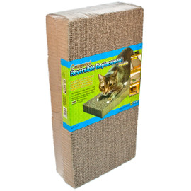 Ware Reversible Replacement Double Cardboard Cat Scratcher