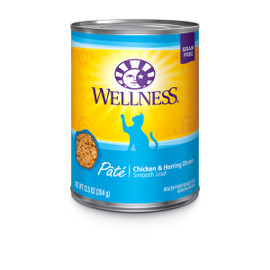 Wellness Complete Health Pate Chicken & Herring