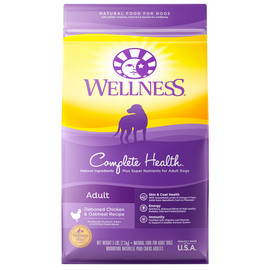 Wellness Complete Health Deboned Chicken & Oatmeal Dry Dog Food