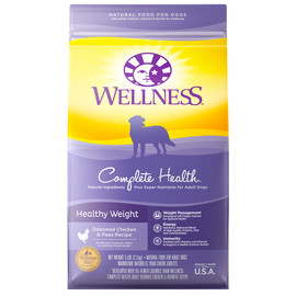 Wellness Complete Health Healthy Weight Dry Dog Food