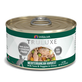 Truluxe Mediterranean Harvest with Tuna & Veggies in Gravy Canned Cat Food