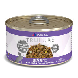 TruLuxe Steak Frites with Beef & Pumpkin in Gravy Canned Cat Food