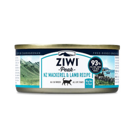 Ziwi Peak Moist Mackerel & Lamb Canned Cat Food