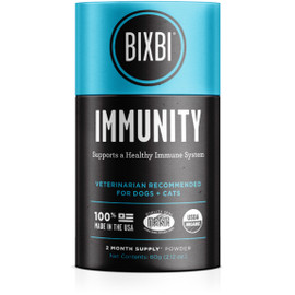 Bixbi Immunity Dog & Cat Supplement - Front