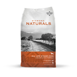 Diamond Naturals All Life Stages Chicken & Rice Formula Dry Dog Food