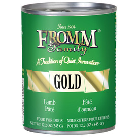Fromm Pate Lamb Pate Canned Dog Food