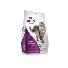Nulo Freestyle Hairball Management Turkey & Cod Recipe Adult Dry Cat Food