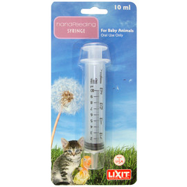 Lixit Hand Feeding Syringe for Pets