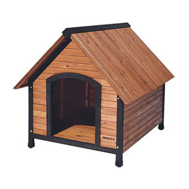Precision Pet Country Lodge Dog House