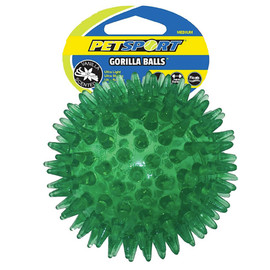 Petsport Gorilla Ball Dog Toy