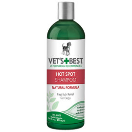 Vet's Best Hot Spot Itch Relief Dog Shampoo
