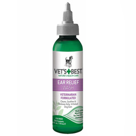 Vet's Best Dog Ear Relief Wash Cleaner