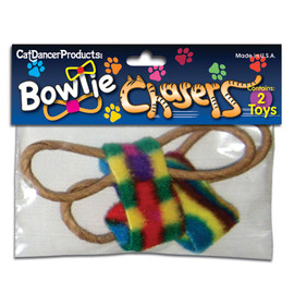 Cat Dancer Bowtie Chasers Cat Toy