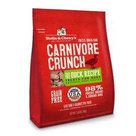 Stella & Chewy's Carnivore Crunch Duck Recipe Dog Treats
