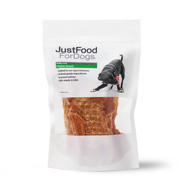 JustFoodForDogs Chicken Breast Dog Treats