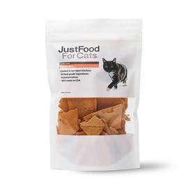 JustFoodForCats Salmon Bark Cat Treats