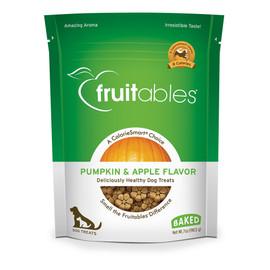 Fruitables Pumpkin & Apple Flavor Baked Dog Treats