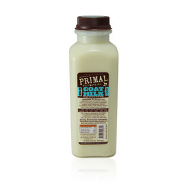 Primal Raw Frozen Goat Milk for Dogs & Cats