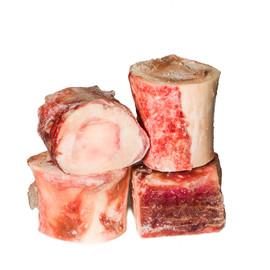 Tucker's Raw Frozen Bison 2 Inch Dog Bones