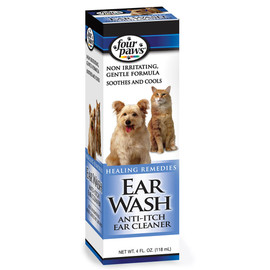 Four Paws Ear Wash for Dogs and Cats
