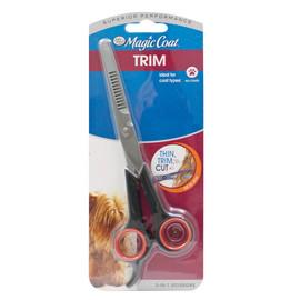 Magic Coat 3-in-1 Pet Grooming Scissors
