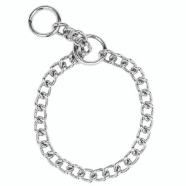 Herm Sprenger Dog Chain Training Collar