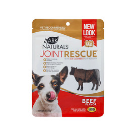 Ark Naturals Joint Rescue Beef Flavor Dog Treats