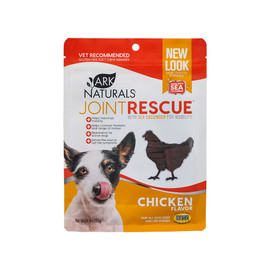 Ark Naturals Joint Rescue Chicken Flavor Dog Treats