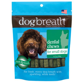 Herbsmith Dog Breath Dental Treats for Dogs