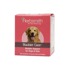 Herbsmith Bladder Care Bladder Support for Dogs & Cats