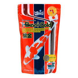 Hikari Koi Gold Medium Pellet Fish Food