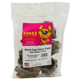 Jones Beef Knee Caps Dog Chew Treats