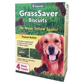 NaturVet GrassSaver Biscuits for Dogs