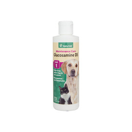 NaturVet Glucosamine DS Liquid Supplement for Dogs & Cats