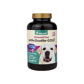 ArthriSoothe-GOLD Advanced Care Chewable Dog & Cat Tablets