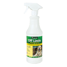 NaturVet Off Limits Training Spray for Dogs & Cats
