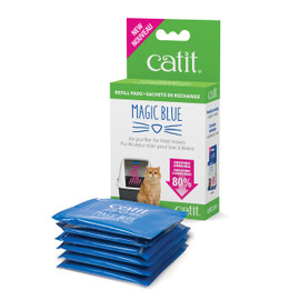 Catit Magic Blue Refill Pads